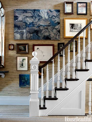 10+ images about Staircases on Pinterest   Runners, Fornasetti wallpaper and House