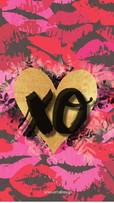 792 best images about Valentine's Day Wallpapers!! on Pinterest   Pink hearts, Iphone 5 ...