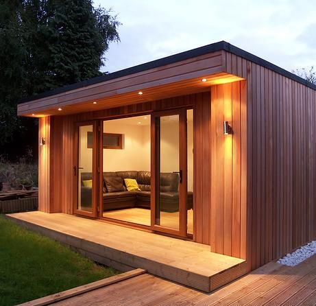 garden rooms house extensions home offices annexes gyms school classrooms modern shed ______ pinterest gardens spotlight and art studios office in the