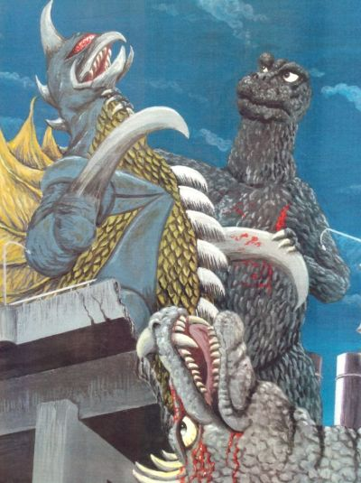 17 Best images about GODZILLA: THE ABSOLUTE KING OF THE MONSTERS on Pinterest   Godzilla, The ...