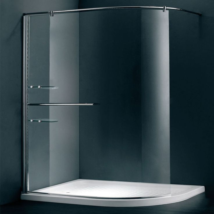Perfect Curved Shower Enclosures Uk Walkin Wet Room Glass For Design Ideas
