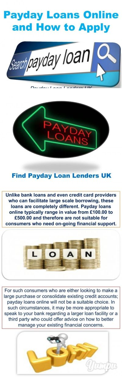 17 Best ideas about Payday Loans Online on Pinterest | Payday loan companies, Payday advance ...