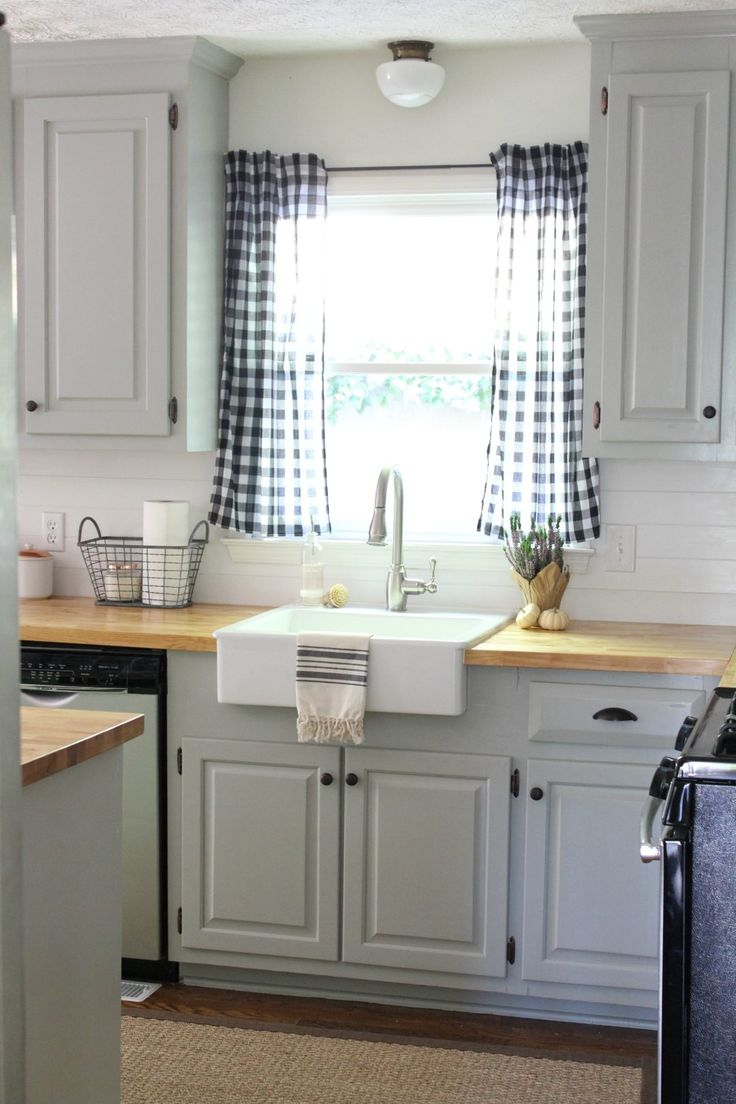 kitchens colonial kitchen sink Kitchen Makeover Lovely Ikea counter top and farmhouse sink http