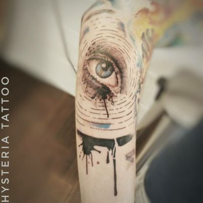 25+ best ideas about Brown tattoo ink on Pinterest | Brown tattoos, Grey tattoo and Ink