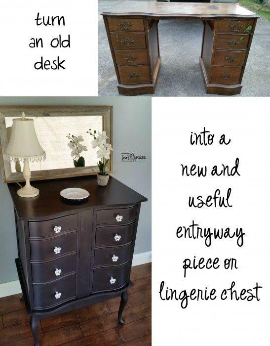 dressing table repurposed desk my life bedroom furniture