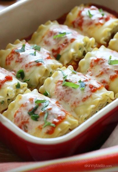 1000+ images about Skinnytaste Recipes on Pinterest   Yummy food, Lasagne and Zucchini lasagna