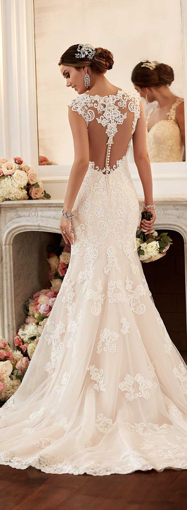 wedding dresses dresses for weddings Mesmerizing Wedding Dress Ideas That Would Make You A Fairy Princess