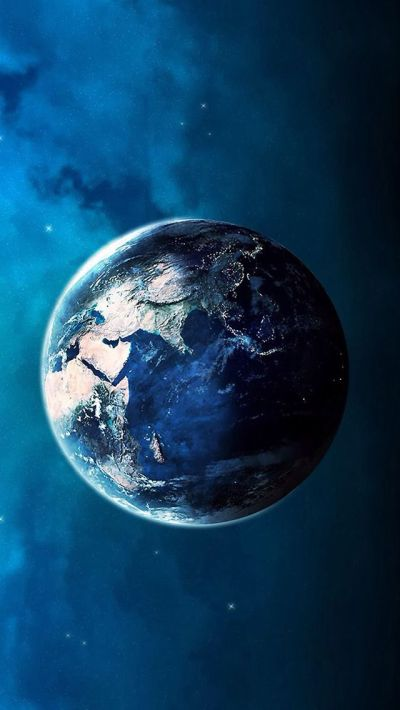 Blue planet #iPhone #5s #Wallpaper | iPhone 5(s) Wallpapers | Pinterest | Iphone 5 wallpaper ...