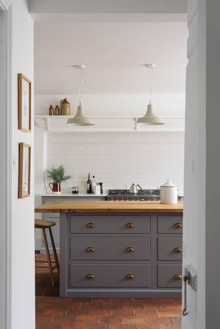 devol shaker kitchens shaker kitchen island deVOL Real Shaker Kitchens are handmade in England using authentic Shaker style Kitchen cabinets Simple kitchens of the highest quality define this range