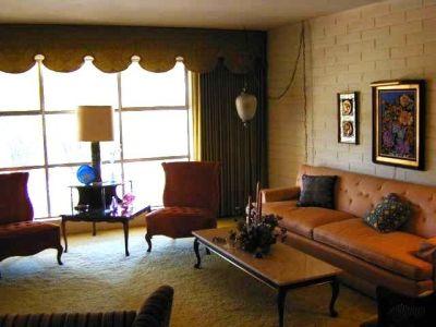 1960s home décor interior design Phoenix homes Design Through the Decades | 1960 Cowgirl ...