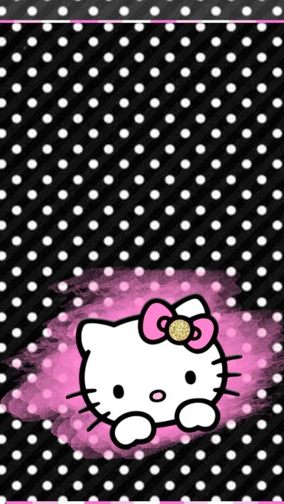 17 Best images about Hello Kitty Wallpapers on Pinterest | Iphone 5 wallpaper, Sanrio hello ...