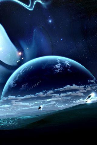 I Like It Wild And Cosmic...Always On Earth And Beyond !... http://samissomarspace.wordpress.com ...