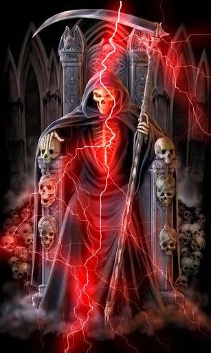 1000+ images about THA REAPER on Pinterest | Santa muerte, The grim and deviantART