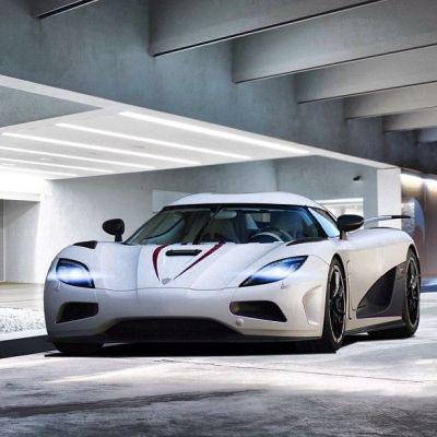 One sexy Koenigsegg Agera | Luxury Car Lifestyle ...