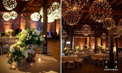 Dream Weddings at The South Warehouse in Jackson ...