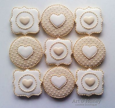 841 best images about Engagement and Wedding Cookie Ideas ...
