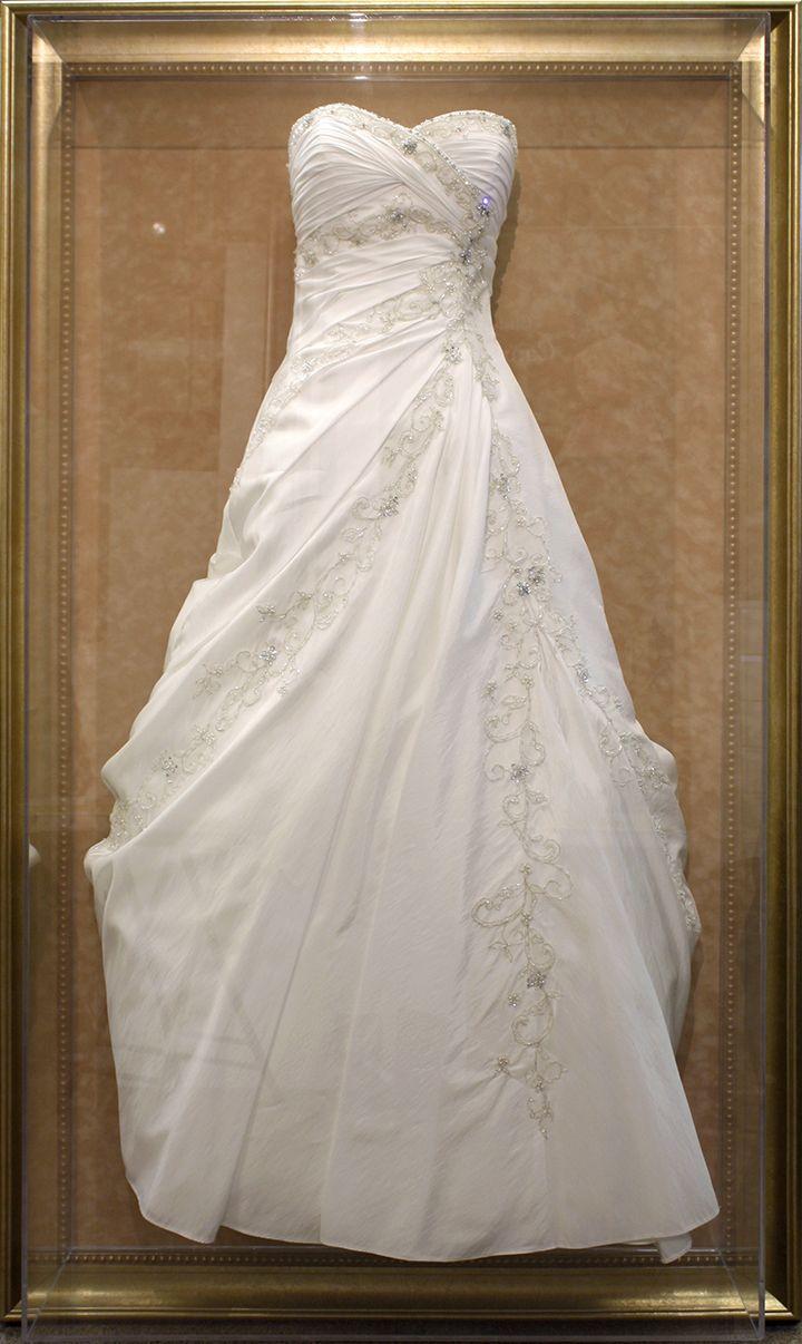 wedding dress preservation wedding dress preservation Preserve your wedding dress in a custom framed shadowbox Perfect way to showcase a gorgeous
