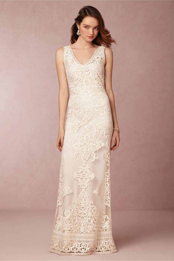 wedding dresses under cheap used wedding dresses Alhambra Gown in Bride Wedding Dresses at BHLDN great for a busty figure