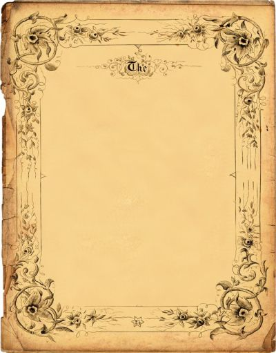 Vintage Frame/Border ~ Zibi Vintage Scrap | Backgrounds and Frames | Pinterest | Vintage and Scrap