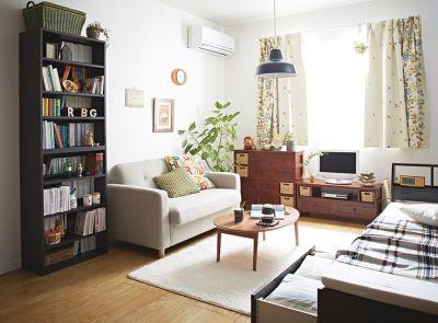 one room japanese apartment   Interior Design & Decor ...