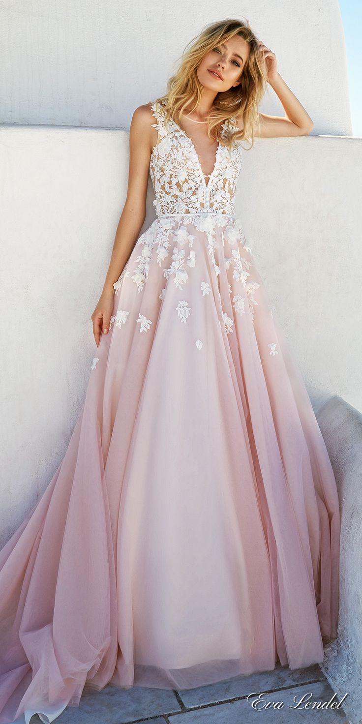 pink wedding dresses blush pink wedding dresses Blush wedding dresses