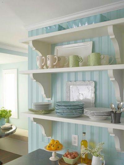 Best 25+ Bead board wallpaper ideas that you will like on Pinterest | Wallpaper cabinets, Bead ...