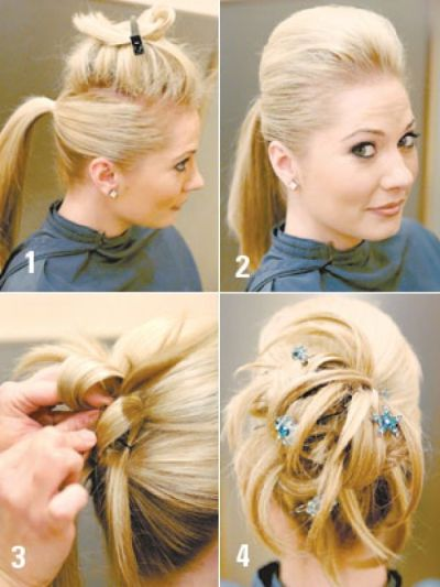 Beautiful Easy Hairstyles For Long Hair To Do At Home ...