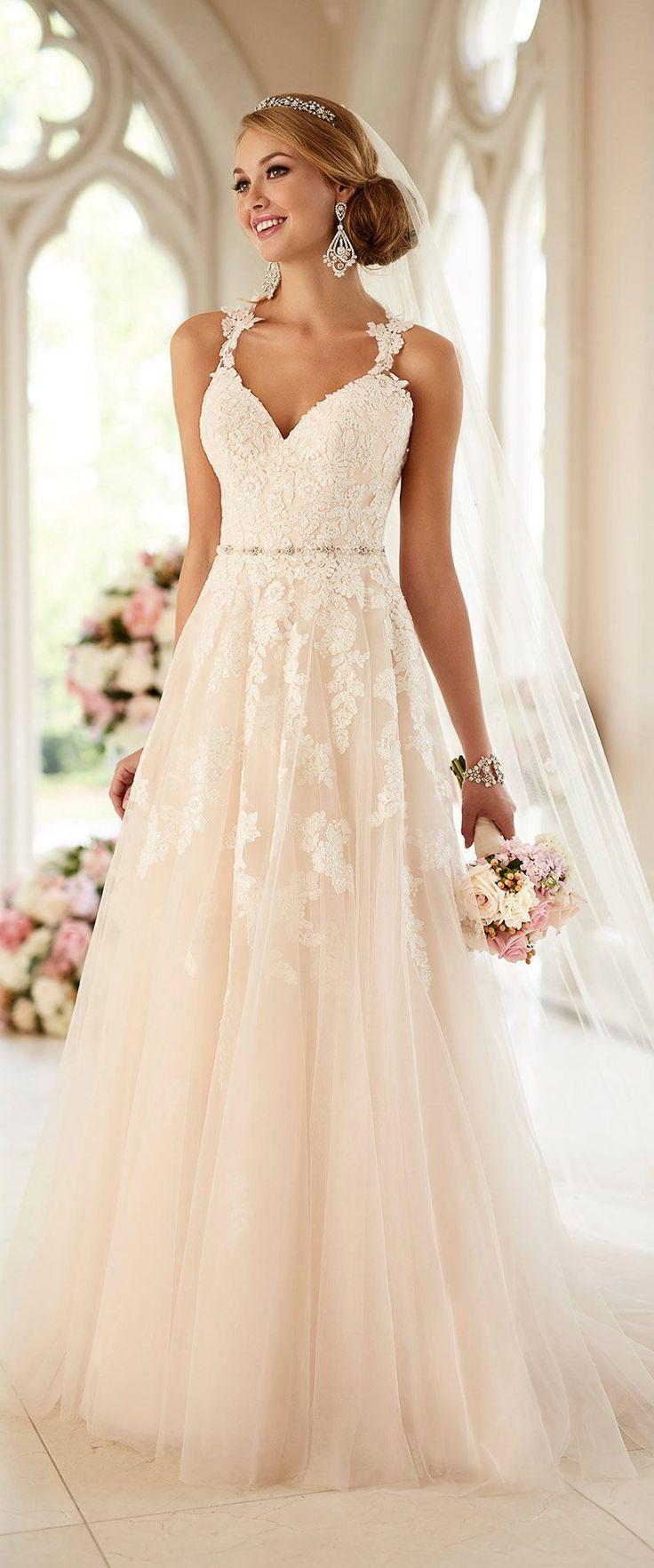 blush wedding dresses best wedding dress cool wedding dresses lace best photos