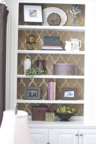 1000+ ideas about Paint Bookshelf on Pinterest   Painted bookshelves, Painting bookshelf and ...
