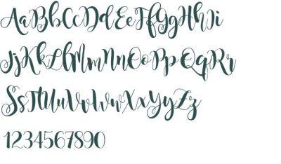 Magnolia Sky font download free (truetype) | Fonts I Love ...