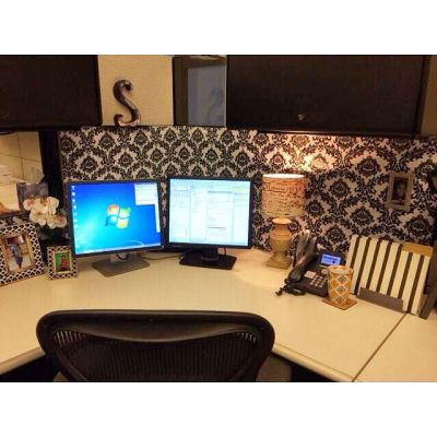 25+ best ideas about Cubicle wallpaper on Pinterest | Decorating work cubicle, Cubical ideas and ...