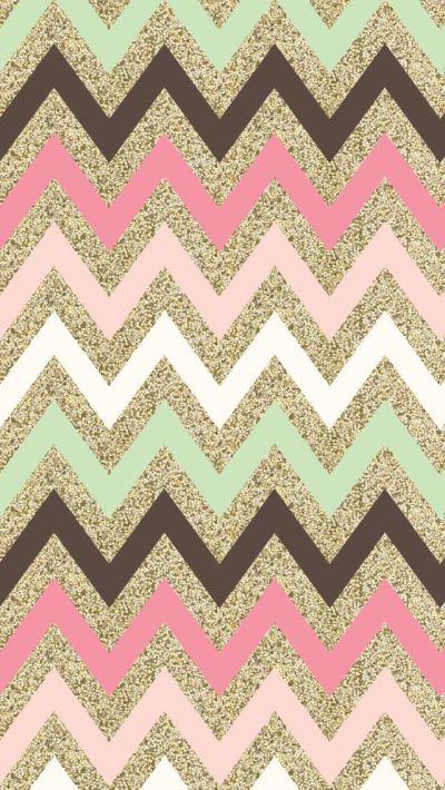 25+ best ideas about Glitter chevron background on Pinterest | Pink chevron wallpaper, Chevron ...