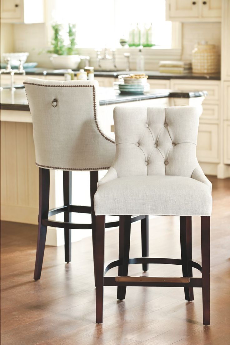 counter stools countertop stools kitchen These look comfy and inviting for a breakfast area Kitchen Counter StoolsCounter Stools
