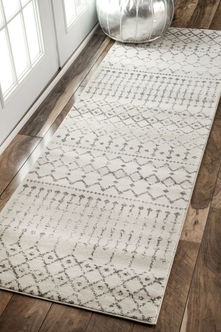 kitchen rug kitchen floor mat BosphorusMoroccan Trellis BD16 Rug Hallway Rugs