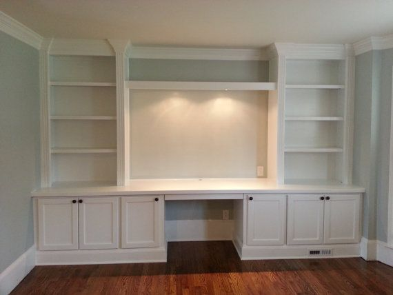 built in home office desk by builtinbetter on etsy 300000 the front for small l
