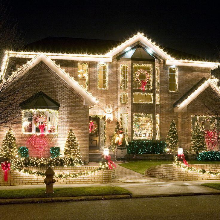 50 spectacular home christmas lights displays exterior lighting ideas t