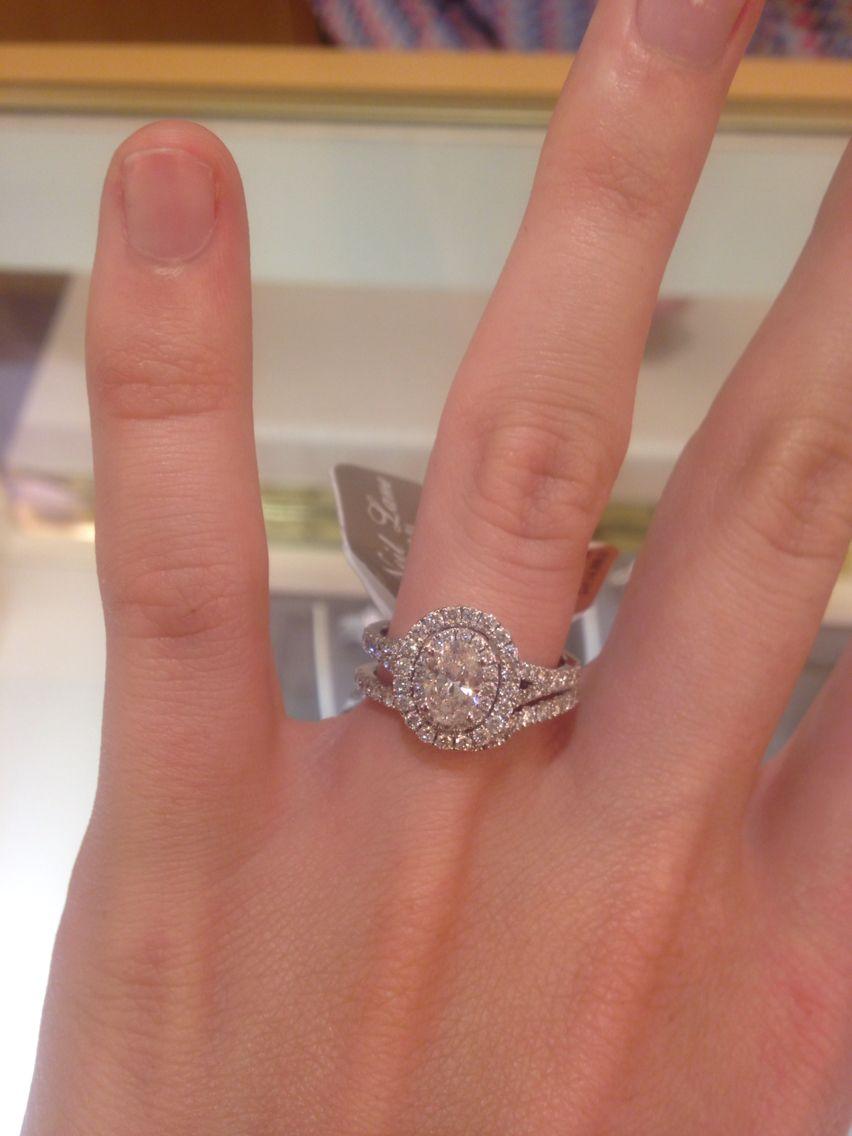 neil lane wedding bands Neil lane 1 2 oval ring from Kay jewlers