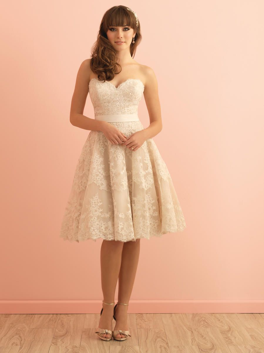 express wedding dresses Romance by Allure Bridals Under Party Dress Express Quarry Street Fall