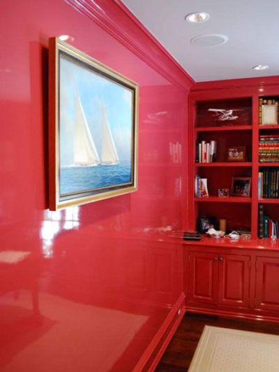 Fine Paints of Europe, High Gloss With Depth, Shine and Lasting Finish. They make an absolutely ...