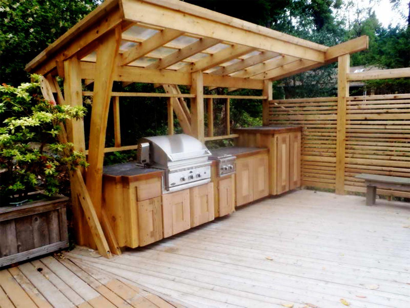 outdoor kitchen ideas outdoor kitchen design Outdoor Kitchen Designs with Roofs Kitchen Roof Design Gazebo Designs Innovative Outdoor Kitchen Roof