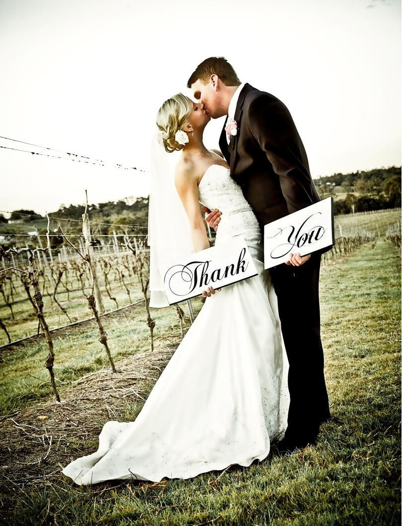 thank you cards wedding Vintage Thank You Signs Thank You Wedding Signs Thank You Notes Photo Prop