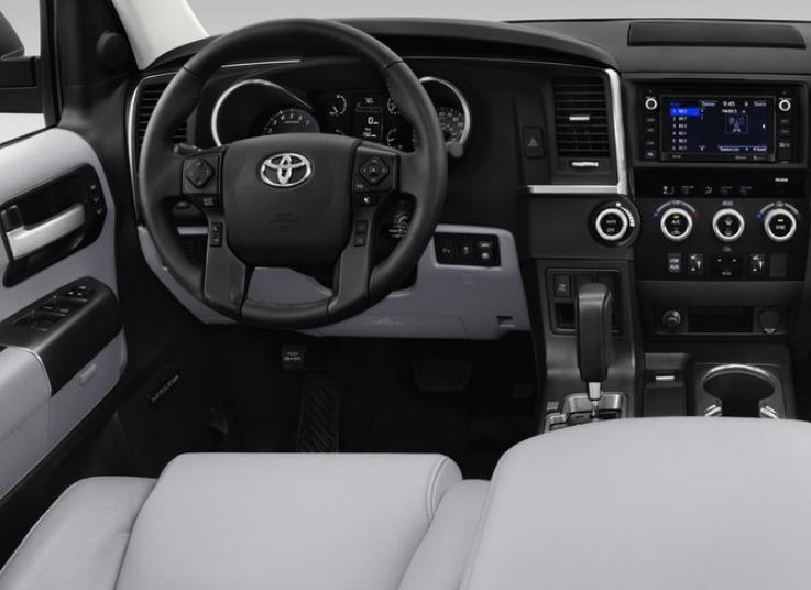 2018 Toyota Sequoia Interior I