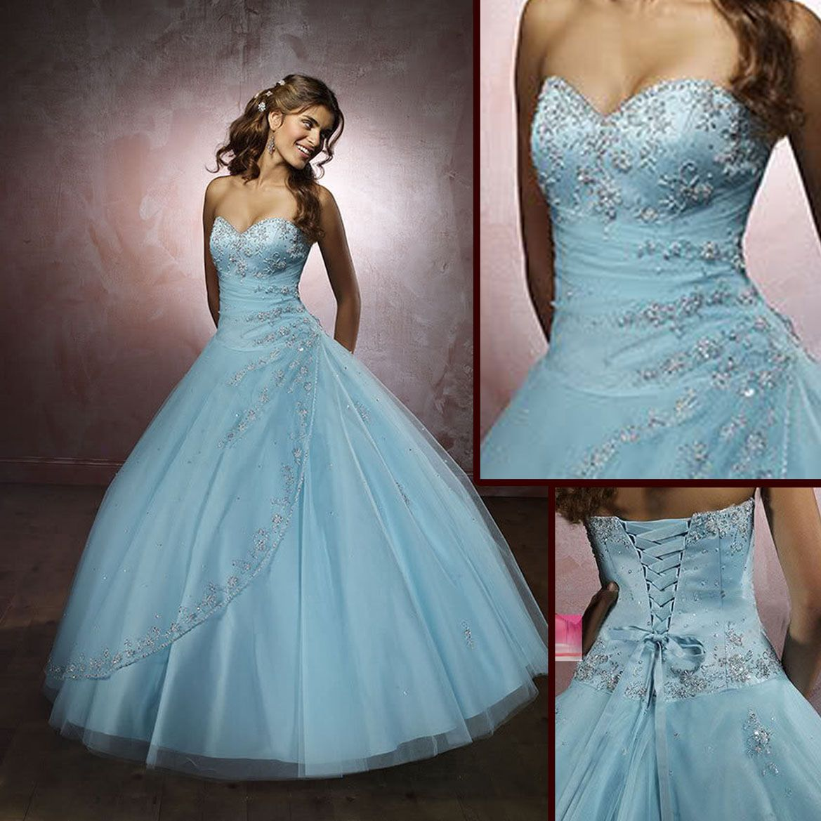 wedding dresses with blue flowing light blue wedding dresses Archives The Wedding SpecialistsThe Wedding Specialists