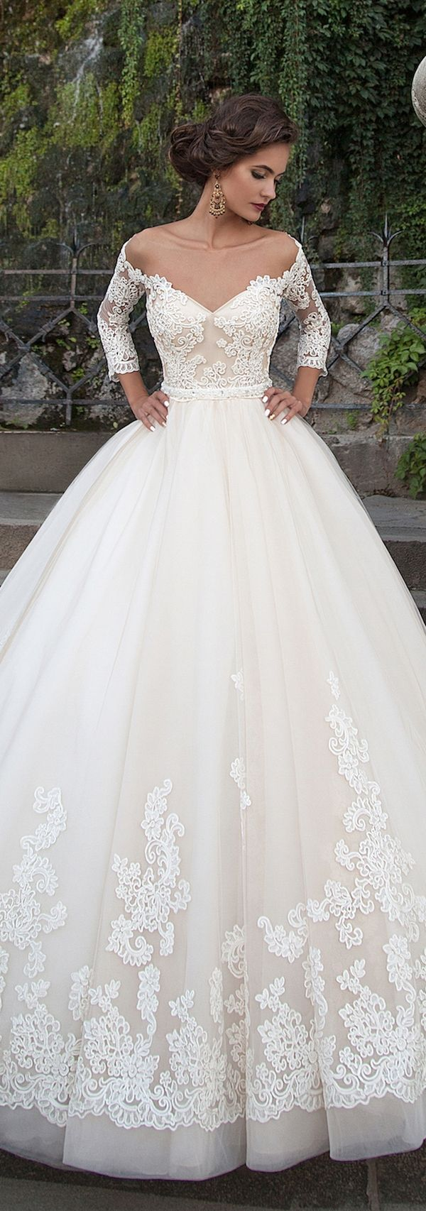 wedding dresses The Most Hottest Milla Nova Wedding Dresses