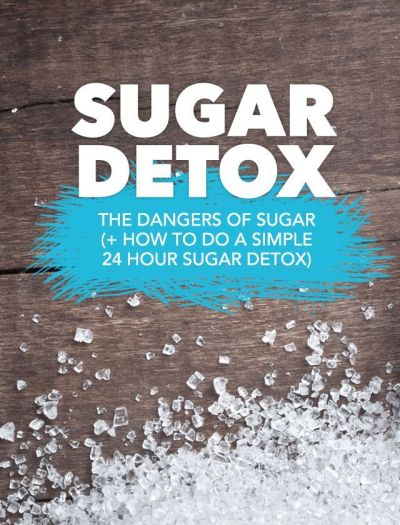 Learn about the scary dangers of eating and drinking too much sugar + Learn how to do a simple ...