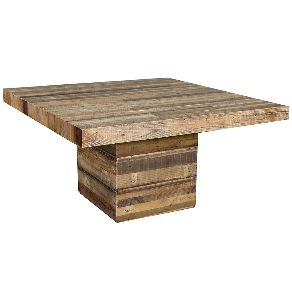 square kitchen tables San Quentin Tahoe Square Dining Table Tables Living Room