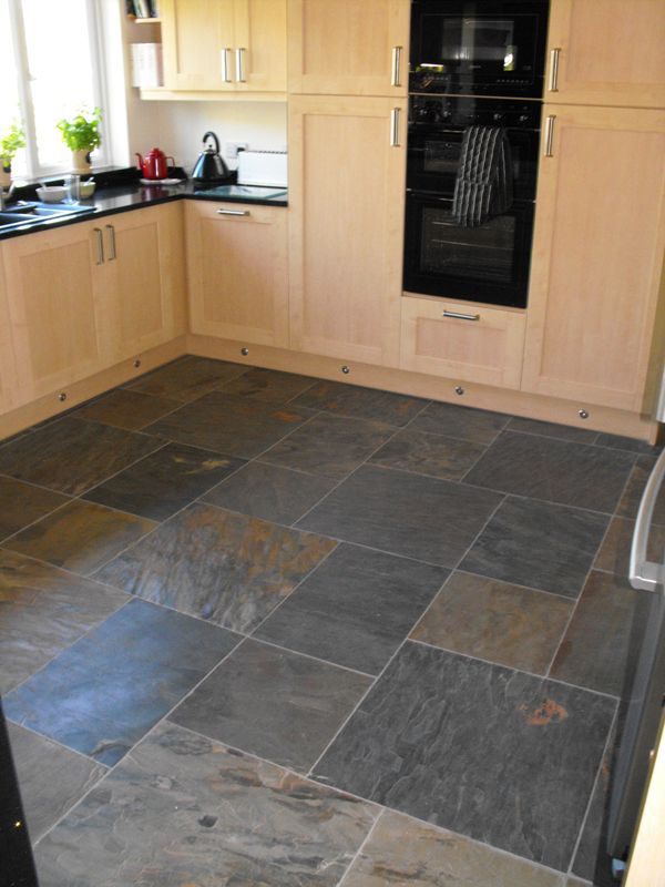 Interesting Slate Floor Tiles Kitchen Tile Flooring Patterns Mosaic Glass With Impressive Design