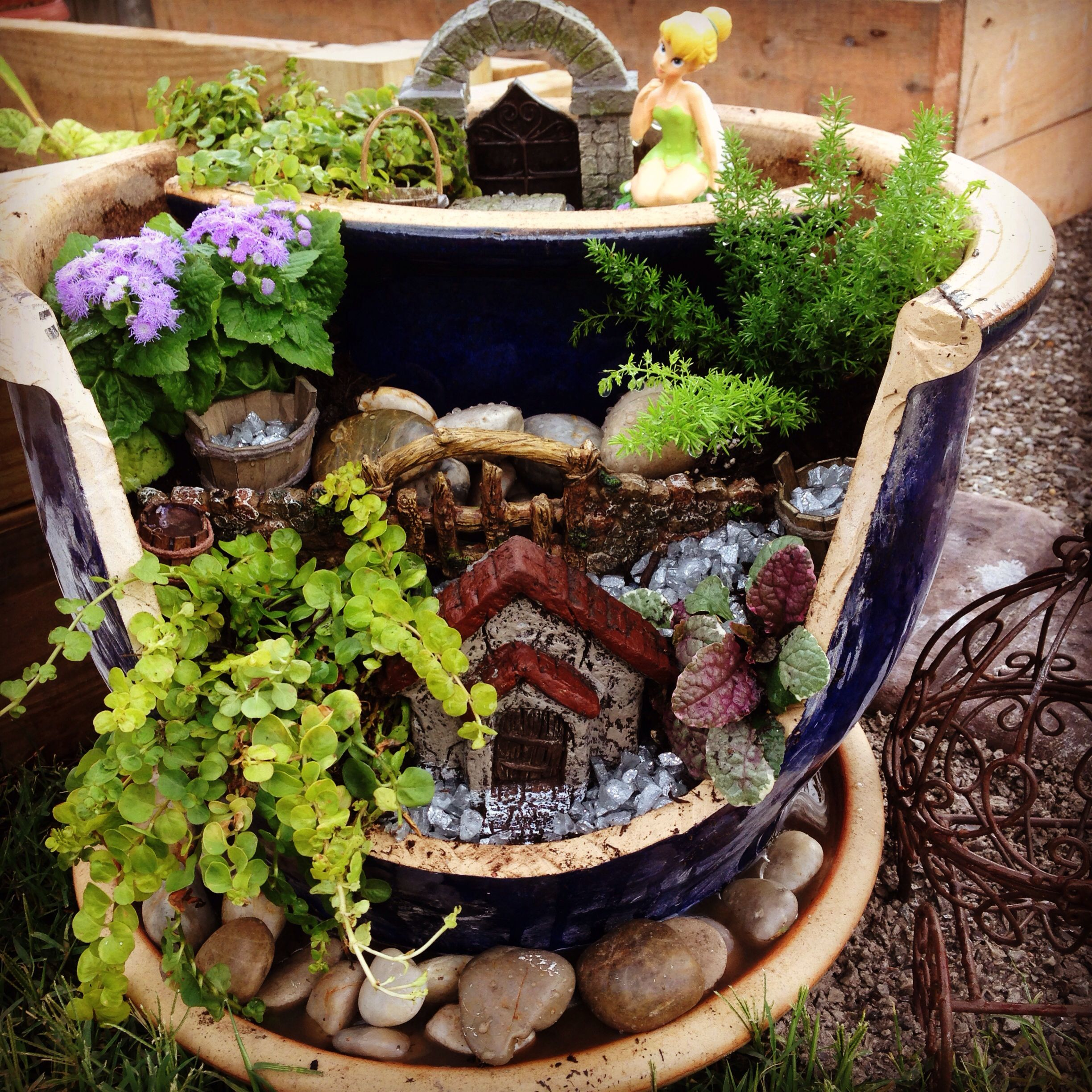 Fullsize Of Fairy Gardens In Pots
