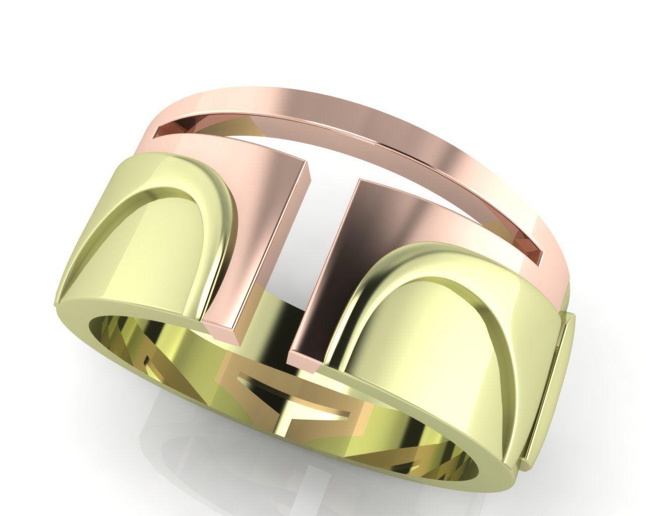 deadpool wedding ring Boba Fett Star Wars engagement ring from Brilliant Earth