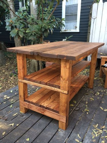 rustic kitchen table 10 Modest Kitchen area Organization And DIY Storage Ideas 6